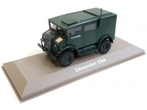 Atlas Models - Chevrolet C8A, US Army, 1/43