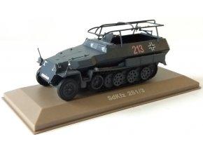 Atlas Models - Sd.Kfz.251/3 ''Hakl'', Wehrmacht, 1/43