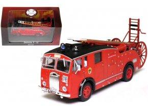Atlas Models - Dennis F 12, hasičské auto, 1/72