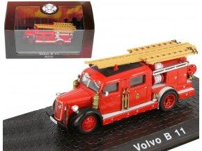 Atlas Models - Volvo BL 11, hasičské auto, 1/72