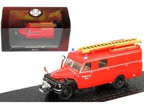 Atlas Models - Hanomag L 28, hasičské auto, 1/72