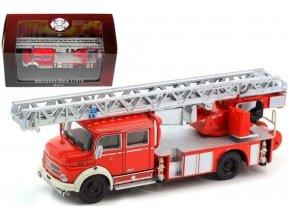 Atlas Models - Mercedes Benz L, hasičské auto, 1/72