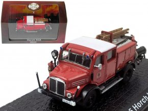 Atlas Models - Horch H3A, hasičské auto, 1/72