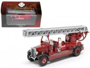 Atlas Models - Leyland TLM, hasičské auto, 1/72