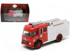 Atlas Models - Bedford TK, hasičské auto, 1/72