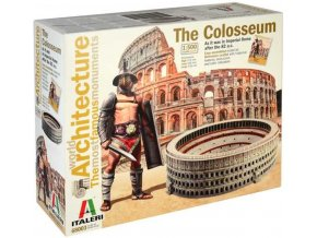 Italeri - COLOSSEUM, World of Architecture 68003, 1/500