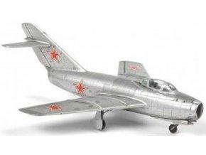 """Zvezda - MiG-15 """"Fagot"""", Model Kit 7317, 1/72"""