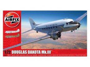 Airfix - Douglas Dakota Mk.III, Classic Kit letadlo A08015A, 1/72