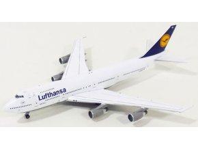 Apollo - Boeing  B 747-230, dopravce Lufthansa, Německo, 1/400