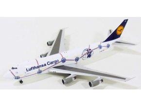Apollo - Boeing  B 747-230FSCD, dopravce Lufthansa Cargo, Německo, 1/400