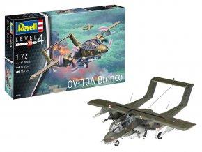 Revell - OV-10A Bronco, Plastic ModelKit 03909, 1/72