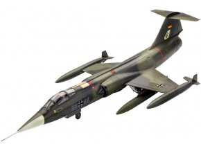 Revell - Lockheed F-104G Starfighter, Model Set 63904, 1/72
