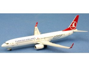 Apollo - Boeing B 737-9F2, dopravce Turkish Airlines, Turecko, 1/400
