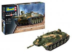 Revell - Kanonenjagdpanzer, Plastic ModelKit 03276, 1/35
