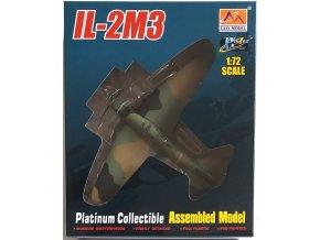 """Easy Model - Iljušin Il-2M3 Šturmovik, """"Bílá 24"""", sovětské letectvo, 1/72"""