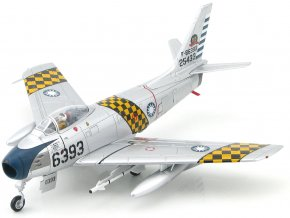 Hobbymaster - North American Sabre F-86F, ROCAF, čínské letectvo, Taiwan,, 1/72