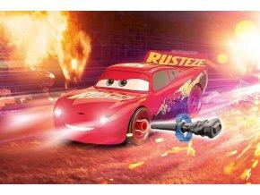 Revell - Lightning McQueen Crazy 8 Race, film Cars 3, Junior Kit 00864, 1/20