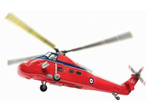 Corgi - vrtulník Westland Wessex, Queen's Flight, Hendon, 1/72