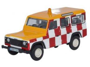 Oxford - Land Rover Defender Station Wagon RAF Northolt, 1/76