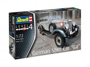 Revell - Mercedes-Benz W31 type G4, Plastic ModelKit 03268, 1/72