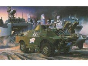 Dragon - BRDM-2, ruské obojživelné obrněné průzkumné vozidlo, Model Kit 3513, 1/35