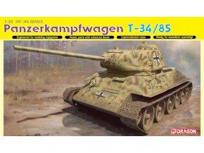 Dragon - Panzerkampfwagen T-34/85, mod. 1944, Model Kit 6759, 1/35