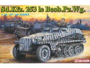 Dragon - Sd.Kfz.253 le Beob.Pz.Wg., Model Kit 6140, 1/35