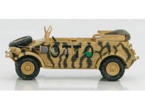 HobbyMaster - Wolkswagen 82 Kubelwagen, Luftwaffe, Afrika, 1942, 1/48