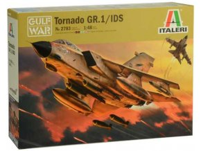 Italeri - Panavia Tornado GR.1/IDS, Válka v Zálivu, Model Kit 2783, 1/48