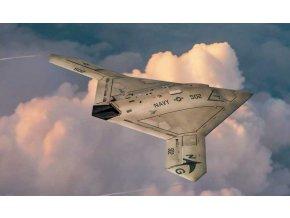 Italeri - Northrop Grumman X-47B, US NAVY, Model Kit 1421, 1/72