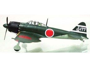 Witty -  Zero-Sen/Zeke A6M5, 523. flying group, 1/72
