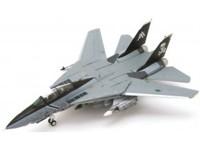 Century Wings - Grumman F-14B TOMCAT, US NAVY, USS Dwight D. Eisenhower, VF-103 Jolly Rogers, AA101, 1998, 1/72