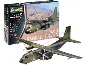 """Revell - C-160 Transall """"Eloka"""", Plastic ModelKit 03916, 1/72"""