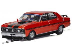 Scalextric - Autíčko Ford XY Road Car - Candy Apple Red Street, SCALEXTRIC C3937, 1/32