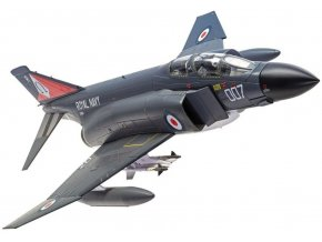 Corgi - McDonnell Douglas Phantom FG.1, Royal Navy, HMS Ark Royal, 892 Naval Air Sqn., listopad 1978, 1/48