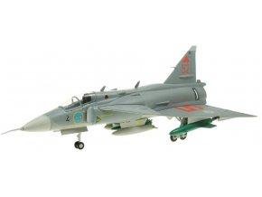Aviation 72 - Saab Viggen AJ37, švédské vzdušné síly, 1/72