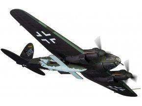 Corgi - Heinkel He-111 H-16 + Fieseler Fi 103, Luftwaffe, 2./KG53, vypouštění V-1, 1944, 1/72