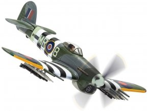 Corgi - Hawker Typhoon Mk.IB, RAF, 245 Sqn., Homesley South, červen 1944, 1/72