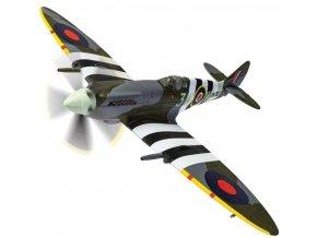 Corgi - Supermarine Spitfire Mk.XIV, RAF, 322 (Dutch) Sqn., Deanland, srpen 1944, 1/72
