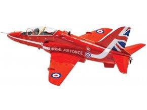 Corgi - BAe Hawk T.1,  RAF, Royal Air Force Aerobatic Team 'The Red Arrows' RAF Scampton, 2018, výročí 100 let RAF, 1/72