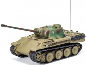 Corgi - Pz.Kpfw.V Panther, 4th Battalion Coldstream Guards 'Cuckoo', Nizozemí, 1944/5, 1/50