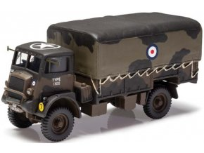 Corgi - Bedford QLD, RAF, 2nd Tactical Airforce, 84 Group, Den D, Normandie, 1944, 1/50