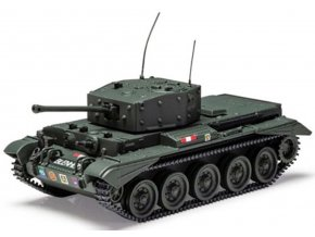 Corgi - Cromwell IV, britská armáda, 2nd Armoured Welsh Guards, 1944, 1/50