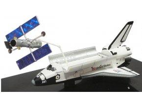 Dragon - raketoplán Discovery, s Hubbleovým teleskopem, 1/400