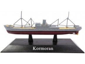 De Agostini -  pomocný křižník Kormoran, 1939, 1/1250