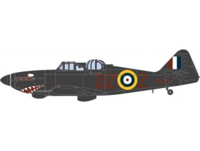 Oxford - Boulton Paul Defiant, RAF, 1/72