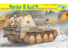 Dragon - Sd.Kfz.138 Marder III Ausf.M, Model Kit 6464, 1/35