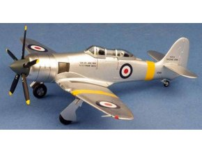 Witty - Hawker Sea Fury T.Mk 20, RNFAA No.1832 NAS, VZ345, RNAS Culham, 1950s, 1/72