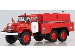 Russian Trucks - ZIL-131 hasiči PNS-110, 1/43