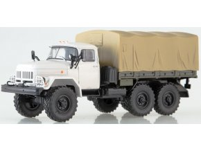 Russian Trucks - ZIL-131, nákladní vojenský, 1/43